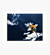 """""""I Wandered Lonely As a Cloud"""" Art Print"""