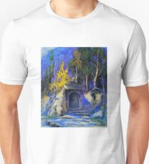Gate to ancient times Unisex T-Shirt