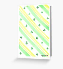 Lucky Streak Greeting Card