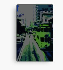 Vehicles Canvas Print