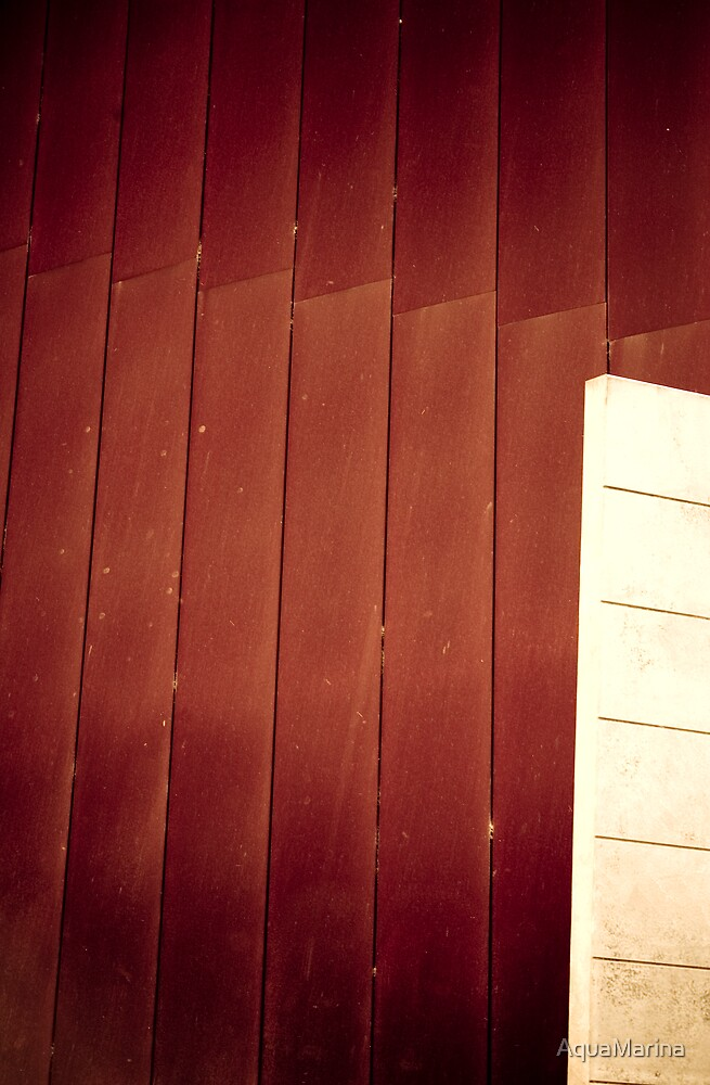 Rust and stones won't break my... by AquaMarina