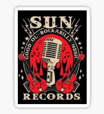 Rock and Roll Sticker Sticker