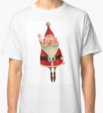 Santa Claus flies Classic T-Shirt