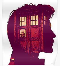 The Eleventh Doctor / Doctor Who Poster