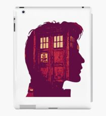 The Eleventh Doctor / Doctor Who iPad Case/Skin