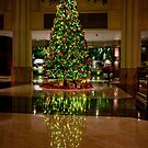 Reflections On Christmas by phil decocco