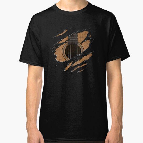 RIP Guitar (Version 1) Classic T-Shirt
