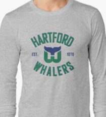Camiseta de manga larga Hartford Whalers CT