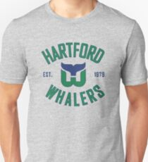 Hartford Whalers CT T-Shirt
