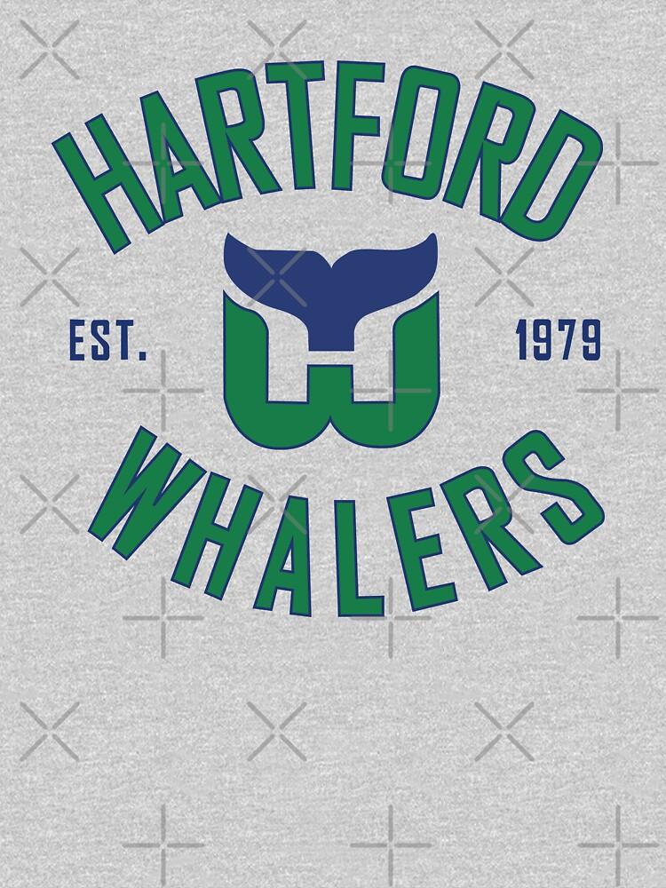 Hartford Whalers CT by AnnabelsBelongs