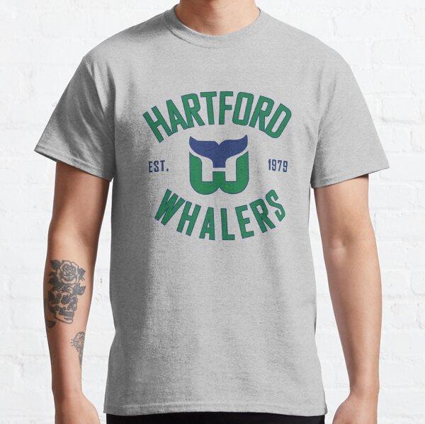 Hartford Whalers CT Classic T-Shirt