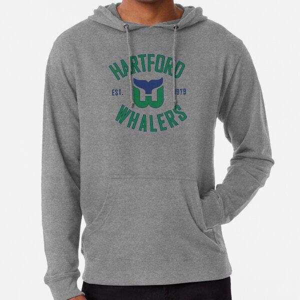 Hartford Whalers CT Lightweight Hoodie