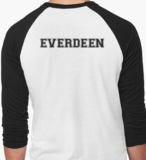 The Hunger Games Baseball Tee - Katniss Everdeen Men's Baseball ¾ T-Shirt