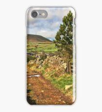 Pendle Hill iPhone Case/Skin