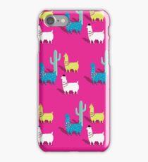 Llama No Drama iPhone Case/Skin