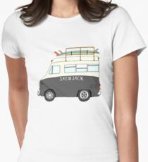Ambulance - Kevin Butler® Women's Fitted T-Shirt