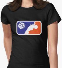 Major Rocket League Womens Fitted T-Shirt
