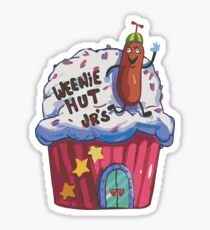 Weenie Hut Jr's Sticker
