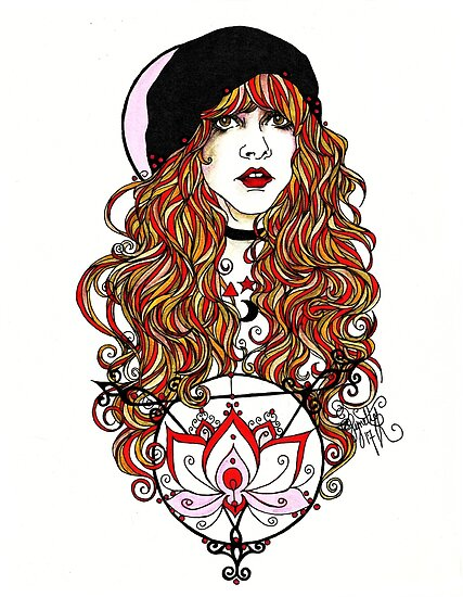 stevie nicks an inspirational artist 12 stevie nicks quotes to live by may her wit and wisdom lead the way with crystal vision.