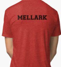 The Hunger Games Baseball Tee - Peeta Mellark Tri-blend T-Shirt