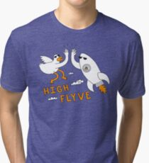 High Flyve Tri-blend T-Shirt