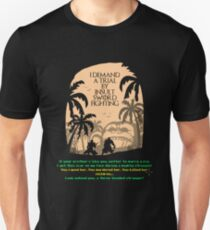 Trial by Insult Sword Fighting Unisex T-Shirt