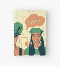 What About Your Friends Hardcover Journal