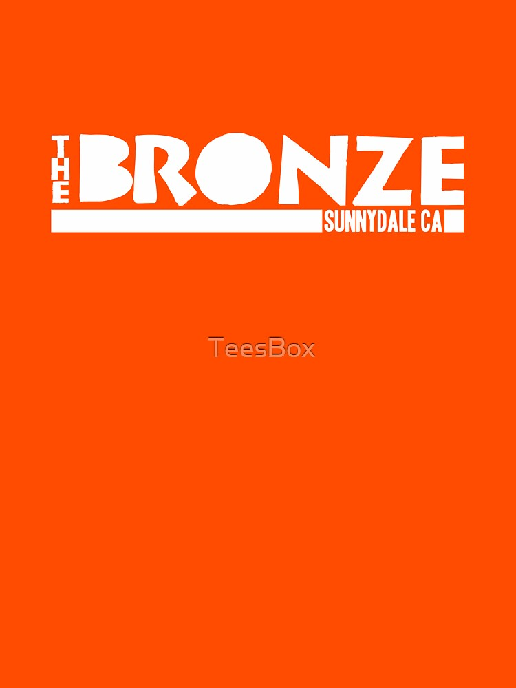 TShirtGifter presents: The Bronze, Sunnydale, CA | Unisex T-Shirt