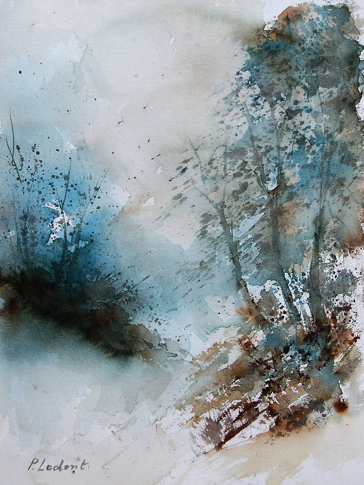 watercolor 010807 by calimero