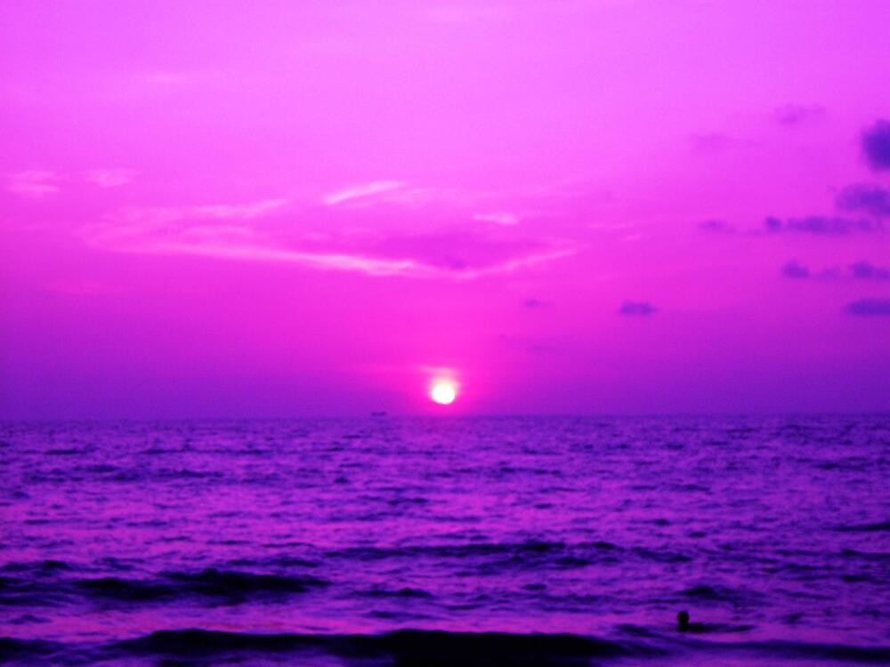 sunset0 by Devika Fernando
