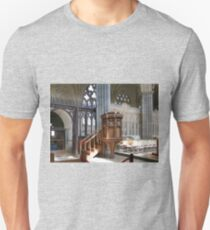 The Pulpit - Exeter Cathedral Unisex T-Shirt
