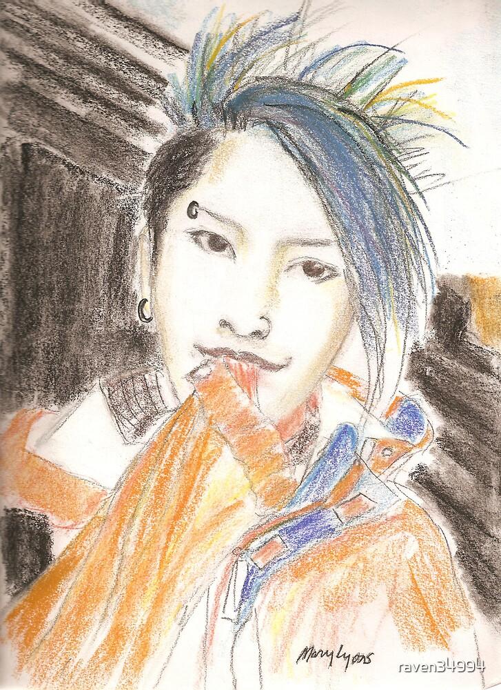Miyavi Sketch by raven34994