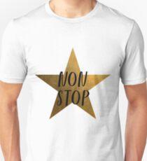 Non-Stop - Hamilton Star Unisex T-Shirt