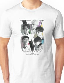 SHINee Tour - Dallas Unisex T-Shirt