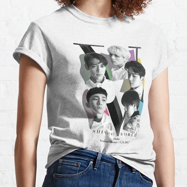 SHINee Tour - Dallas Classic T-Shirt