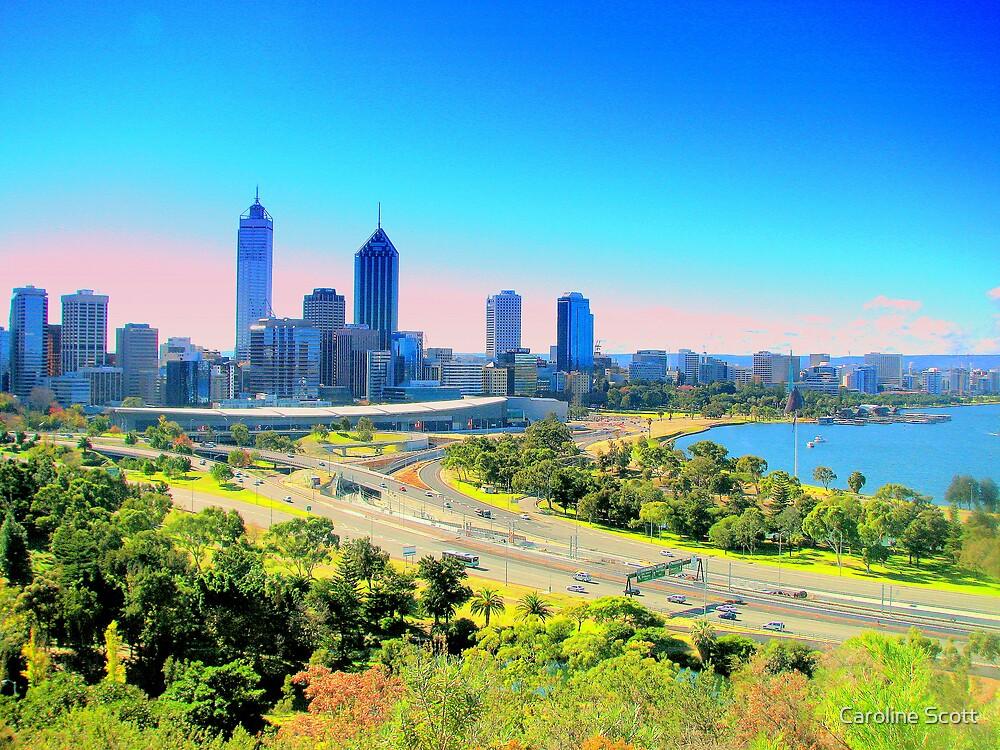 Perth - Western Australia  by Caroline Scott