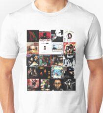 90s HIP HOP HISTORY Unisex T-Shirt