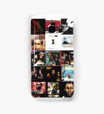 90s HIP HOP HISTORY Samsung Galaxy Case/Skin