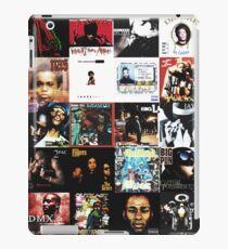 90s HIP HOP HISTORY iPad Case/Skin
