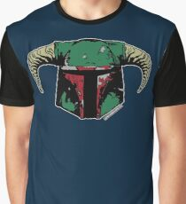 Fett-Roh-Da Graphic T-Shirt