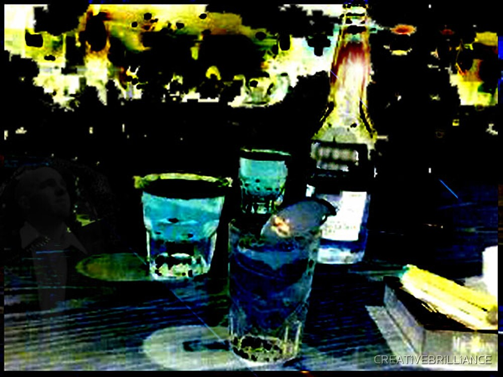 A Night at the Bar  by CREATiVEBRiLLiANCE