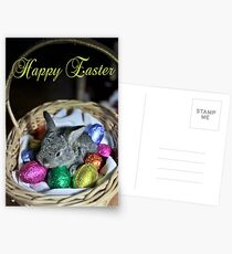Happy Easter  Postcards