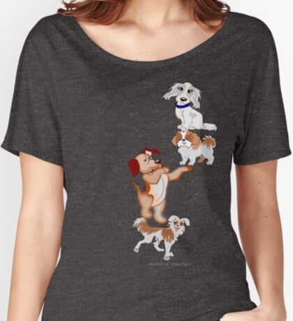 Dog Trainer  (3686 Views) Women's Relaxed Fit T-Shirt