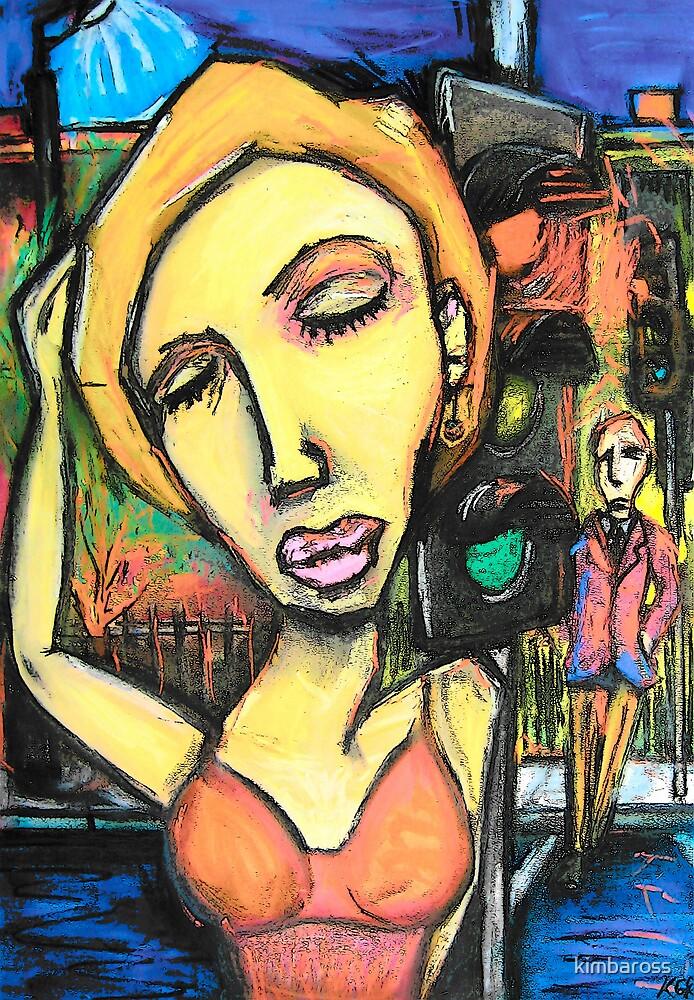 Alma Road Girl by kimbaross