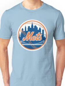 New York Mets Logo Unisex T-Shirt