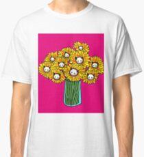 Opossum Blossoms Classic T-Shirt