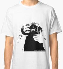 Work the camera Classic T-Shirt