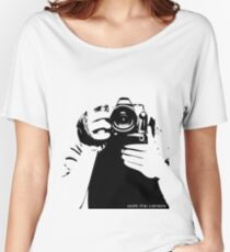 Work the camera Women's Relaxed Fit T-Shirt
