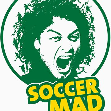 Soccer Mad by YoBo