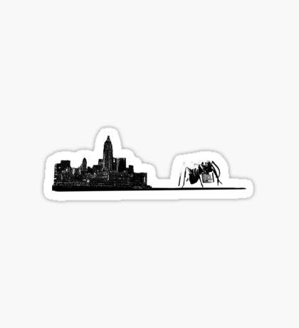Worker Ant Sticker